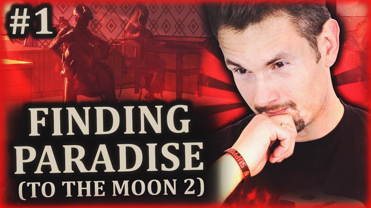 TO THE MOON 2 | FINDING PARADISE PL #1