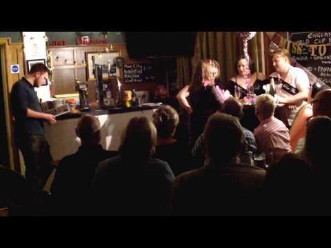 Last Orders at Brighton Fringe 2018 Act 2 (Part 1)