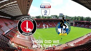 'HOW DID WE WIN THAT?!': Charlton Athletic 3-1 Bristol Rovers