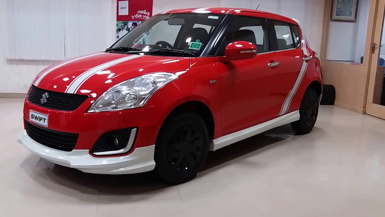 Maruti Suzuki Swift Official Body Kit | Approx 45000 INR | Exterior and  Interior