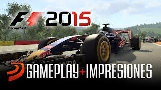 F1 2015 Gameplay y análisis del juego