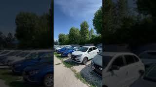 Новые автомобили Lada и что есть в наличие на одной из наших площадок!