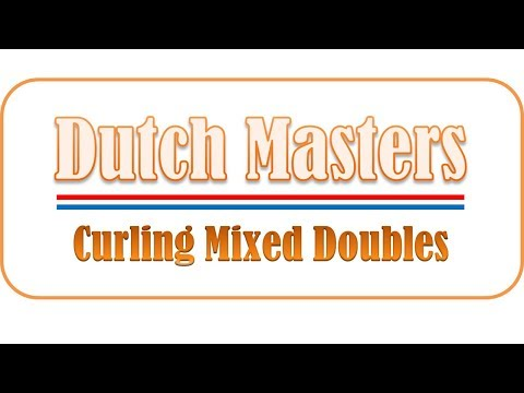 WCT   Dutch Masters Mixed Doubles 2018   Draw 5   Skaslien - Nedregotten vs Jäggi - Michel