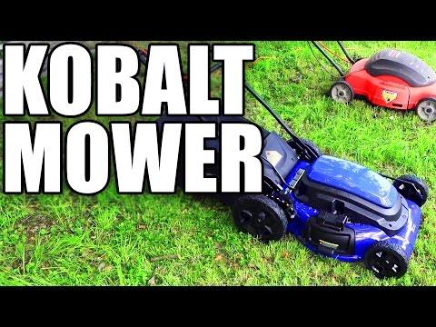 Kobalt Km 210 Mower Review Best