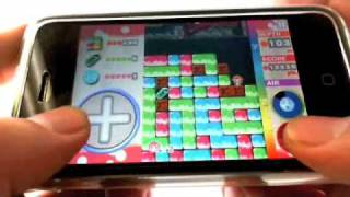 iPhone games - Mr. Driller