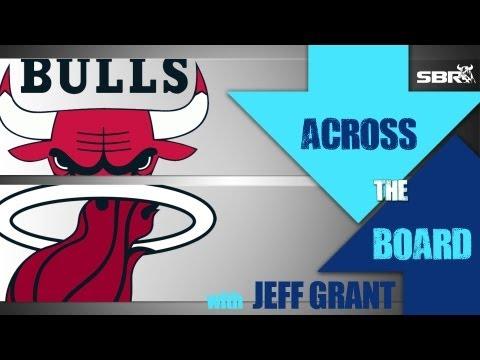 NBA Playoff Picks: Chicago Bulls vs. Miami Heat, Game 2