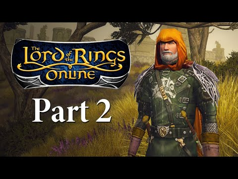 Lord of the Rings Online Gameplay Part 2 – Archet – LOTRO Let's Play Series