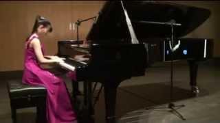Rachel Su - Liszt Feux Follets