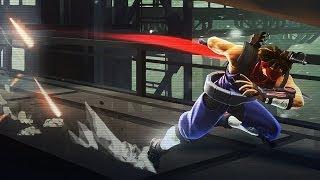 Strider - Test / Review (Gameplay) zum Ninja-Download-Spiel