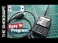 How to Program a Baofeng HAM Radio with Chirp - TheSmokinApe