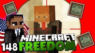 eZ get REKT DONALD TRUMP! & PLASMAKANONE DER ILLUMINATEN?! ✪ Minecraft FREEDOM #148 | Paluten