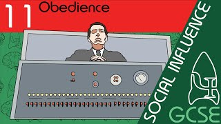 Obedience - Social Influence, GCSE Psychology [AQA]