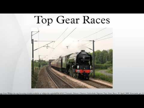 Top Gear Races