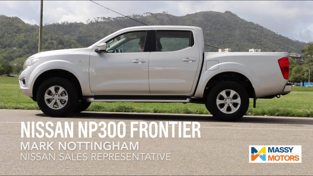 the 2016 nissan np300 frontier 4x4 youtube. Black Bedroom Furniture Sets. Home Design Ideas