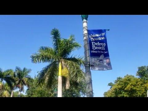 Delray Beach Florida 🌴☀️