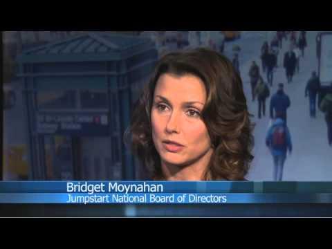 Bridget Moynahan | Arthur Darvill | Joanna Christie | Steve Adubato | One on One