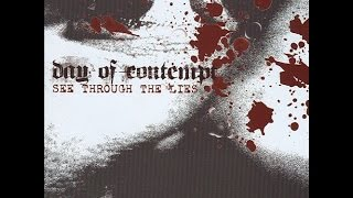 Watch Day Of Contempt See Through The Lies video