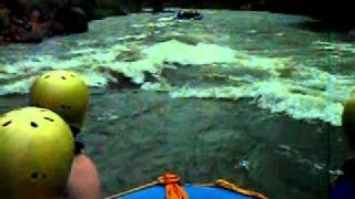 2011 Browns Canyon High Water