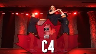 C4 - Canada Adult GOLD MEDALISTS – Team Canada 2016
