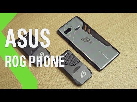 ASUS ROG Phone, Review: así es jugar en un móvil a 90 HZ, con HDR y con cámara de vapor