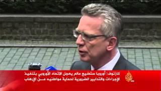 كازنوف يحذر من تأثير الإرهاب على أوروبا
