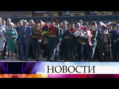 В России отмечают 75-летие одного из ключевых сражений Великой Отечественной войны - Курской битвы.