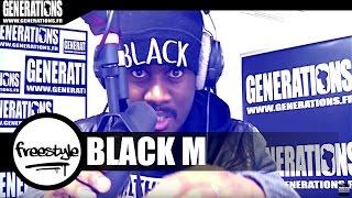Repeat youtube video Black M - Spectateur & Freestyle (Live des Studios de Generations)