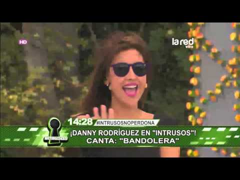 """Danny Rodríguez en """"Intrusos"""""""