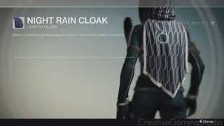 How to get Hunter Cloaks in Destiny!