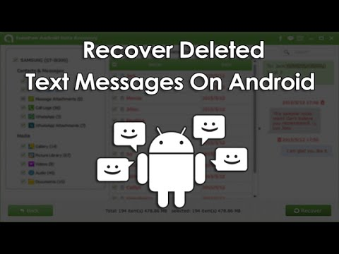 how to pull up deleted text messages on iphone how to recover deleted text messages from android 21385