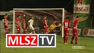 DVTK - DVSC | 1-3 | OTP Bank Liga | 11. forduló | MLSZTV