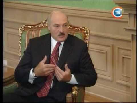 """Лукашенко: """"Это Газпром должен Белоруссии!"""""""