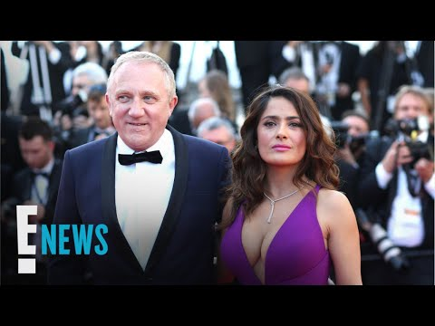 Salma Hayek&39;s Husband Pledges 100M Euros to Notre Dame  E News