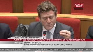 Video En Séance - Auditions des représentants du conseil national du numérique (CNNUM) download MP3, 3GP, MP4, WEBM, AVI, FLV November 2018