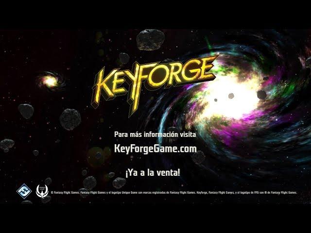 El juego organizado de KeyForge