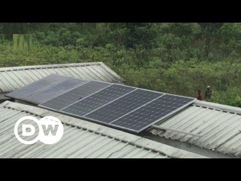 Green homes for Nigeria | DW English