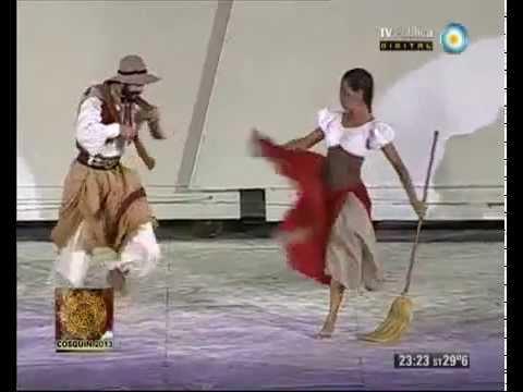 Marote - (Danza estilizada)  Luna Vanesa Méndez y Mauro Dellac.