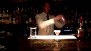 Japanese Style Cocktail Making