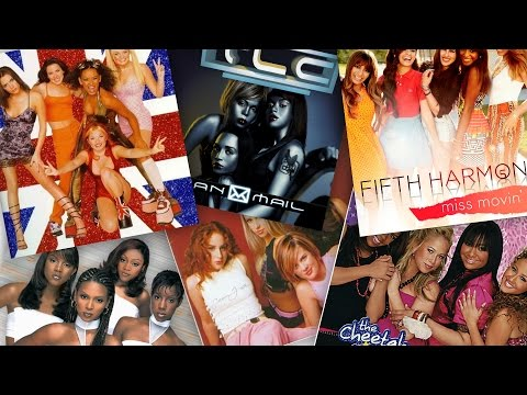 11 Best Girl Group Songs Of All Time