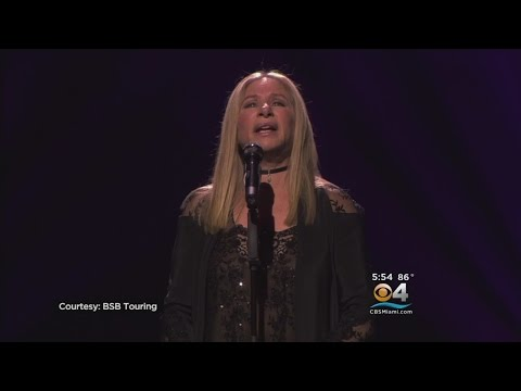 Barbra Streisand Celebrates Music, Memories & Magic In New Tour