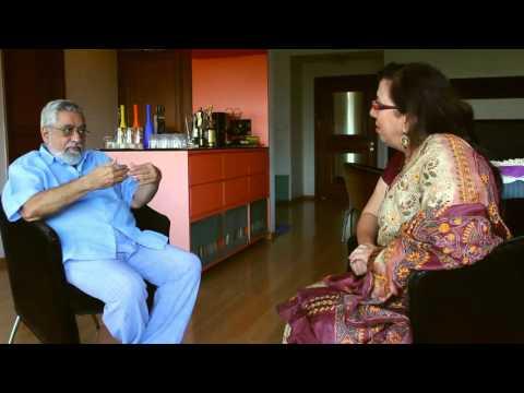 Surmayi Baatein with Kersi Lord by Falguni Upadhyay