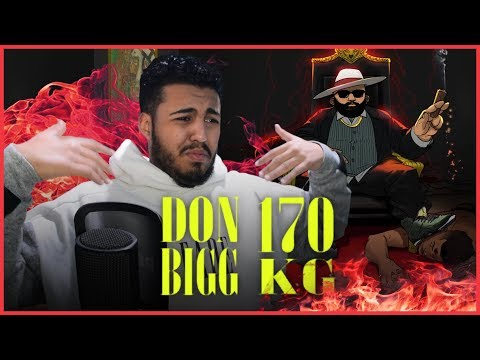 DON BIGG - 170 KG (Reaction)