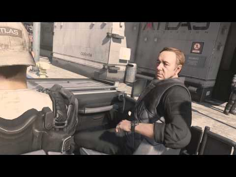 COD Advanced Warfare Atlas Corp. Tour