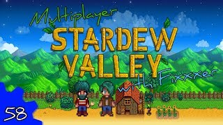 Stardew Valley Multiplayer with Fixxxer #58 - You Can't Win a Co-op game!