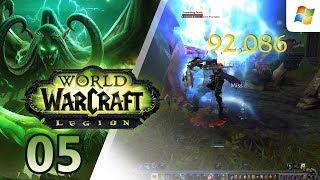 World of Warcraft: Legion 【PC】 Night Elf Demon Hunter │ No Commentary Playthrough │ #05