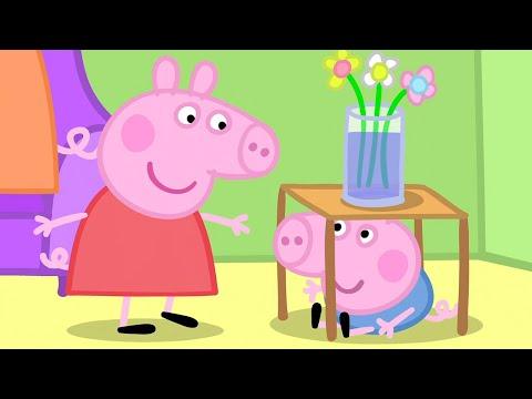 Peppa Pig Full Episodes |Playing Hide & Seek #57