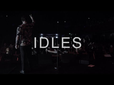 IDLES live at Le Bataclan in Paris, Dec 2018 (Full Concert)