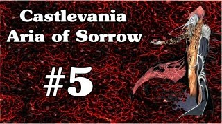 Lets play Castlevania Aria of Sorrow(BLIND) -5- Lets Dance