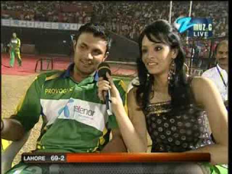 Lahore Badshahs ICL 2008 Final