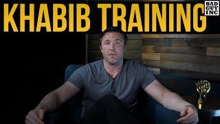 Khabib Nurmagomedov Training Story